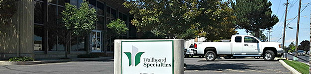 Wallboard Specialties, Inc. moves from West Jordan to West Valley