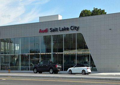 Strong Audi Service Shop